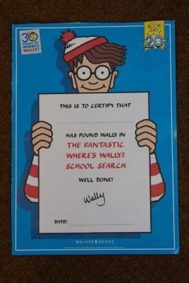 02 Where's Wally